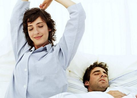 Avoid Sleeping-in On Weekends