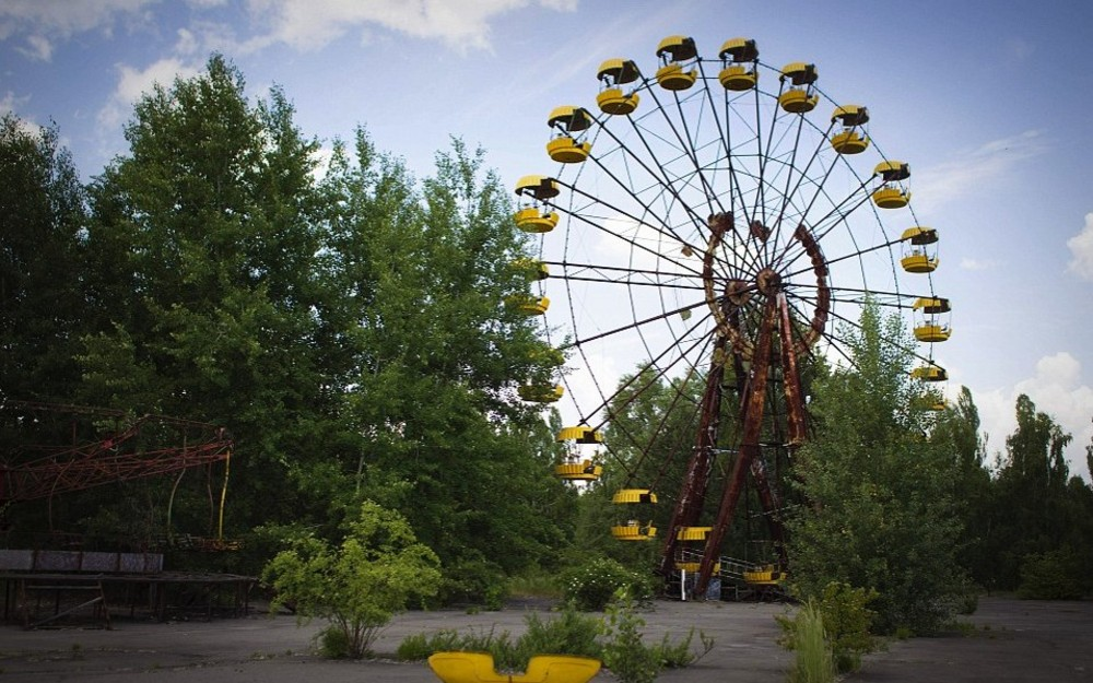 Abandoned Pripyat Amusement Park: Graveyard of Dreams