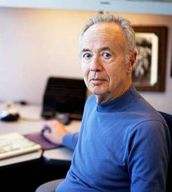 Former Intel CEO Andy Grove