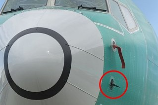 Angle-of-Attack Sensor on Boeing 737 MAX Aircraft - Single Point of Failure that Contributed to Two Crashes