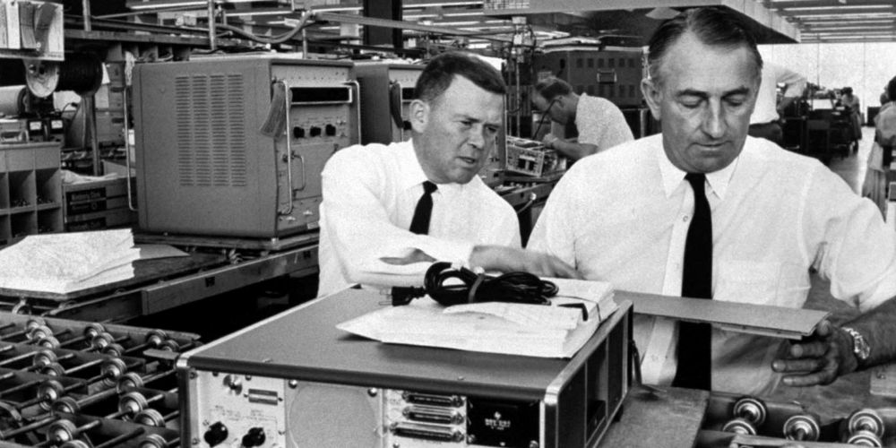 Bill Hewlett and David Packard: Silicon Valley's Founding Fathers