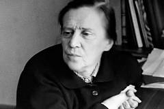 Lithuanian psychologist Bluma Wulfovna Zeigarnik who reported Zeigarnik Effect when working with research advisor Kurt Lewin at the University of Berlin
