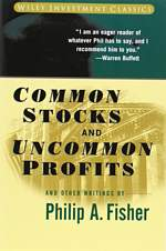 'Common Stocks and Uncommon Profits' by Philip A. Fisher (ISBN 0471445509)