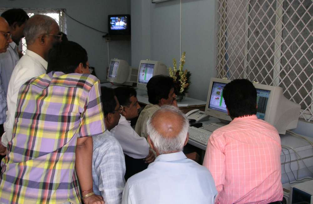 Day Trading and Speculating by Amateurs in Bangalore, India