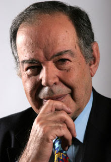 Edward de Bono, leading authority in creative thinking and lateral thinking