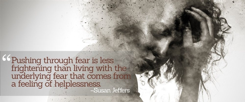 Book Summary - Susan Jeffers's Feel the Fear (2007)