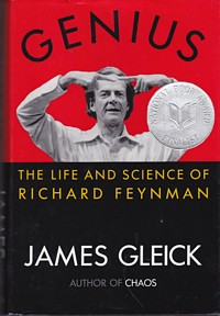 'Genius: The Life and Science of Richard Feynman' by James Gleick (ISBN 0679747044)