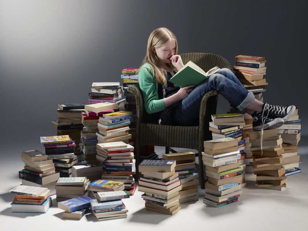 How to Read a Pile of Books