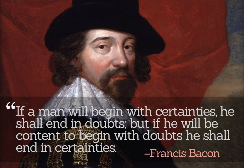 Inspirational Quotations by Francis Bacon