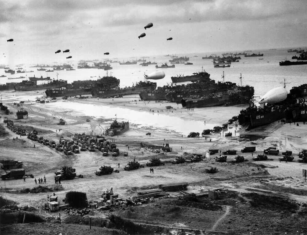 Dwight Eisenhower and the Invasion of Normandy