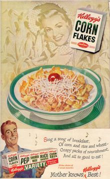 Serendipity and Entrepreneurship in the Invention of Kellogg Corn flakes