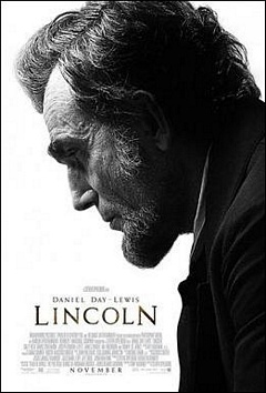 'Lincoln' by Steven Spielberg (ISBN B00BOLE7X0)