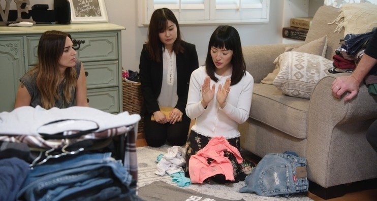 Marie Kondo isn't attuned with Christianity