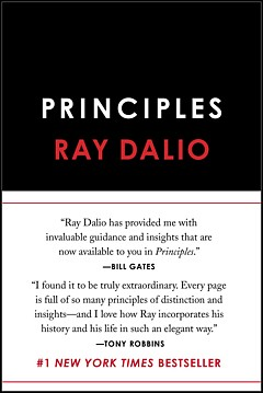 'Principles: Life and Work' by Ray Dalio (ISBN 1501124021)