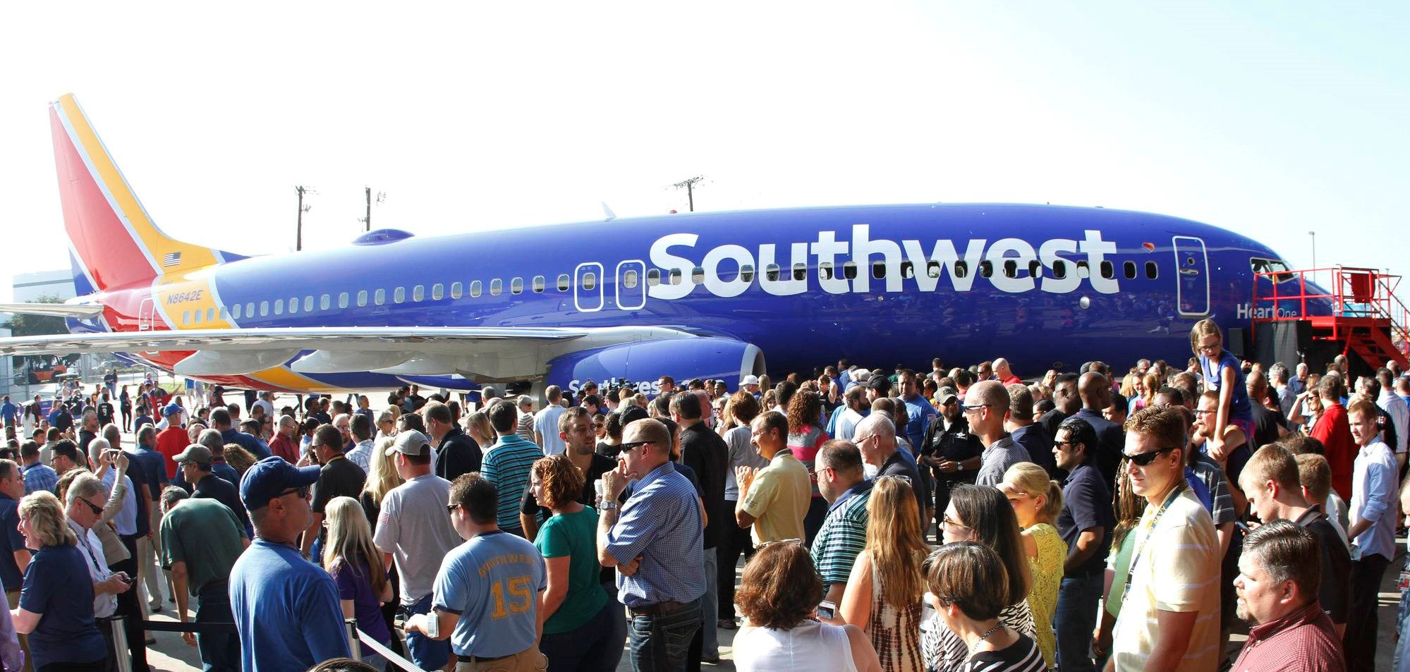 Southwest airlines the talkative man southwest airlines no longer low cost airline buycottarizona