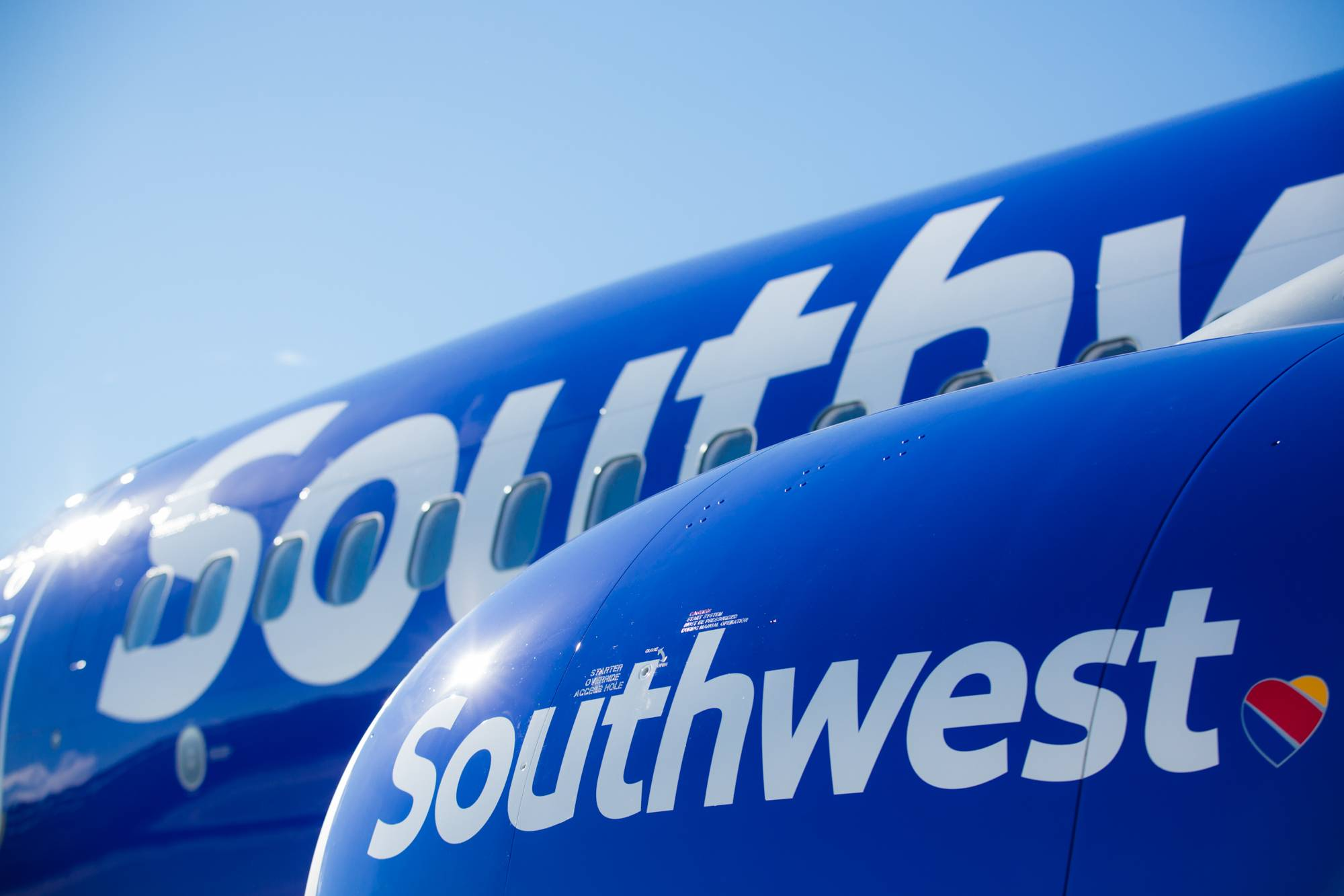 Southwest airlines the talkative man southwest airlines revealed a modern new look buycottarizona