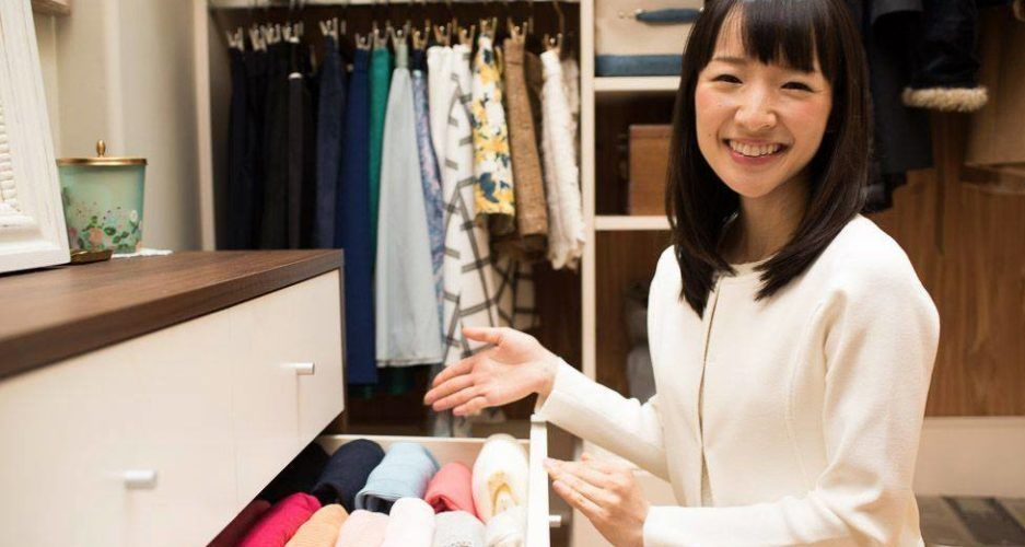 Tidying Up with Marie Kondo (2019) on Netflix