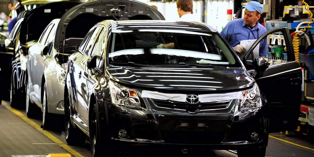 Toyota is a Paragon of Operational Excellence