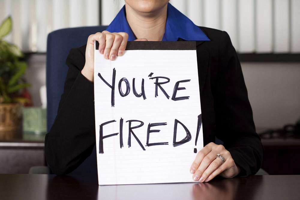 Source of the Term 'You are Fired'