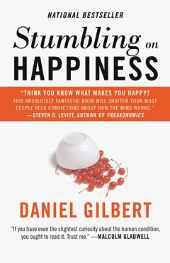 Stumbling on Happiness: Daniel Gilbert