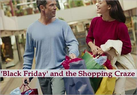 'Black Friday' and the shopping craze