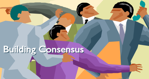 Building Consensus for Decision-making