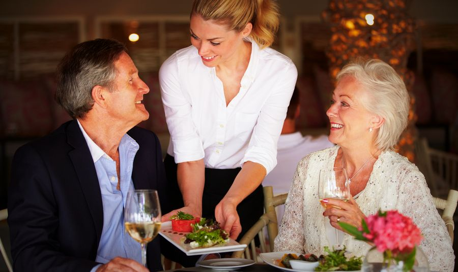 'The Waiter Rule,' Interpersonal Skills - How you treat a waiter can predict a lot about character