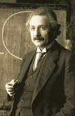 Albert Einstein, Theoretical Physicist, Philosopher Author