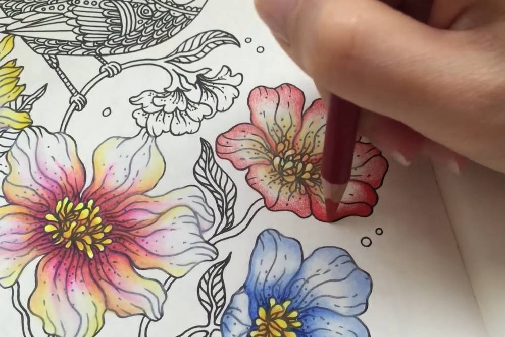 psychotherapeutic benefits of adult coloring books