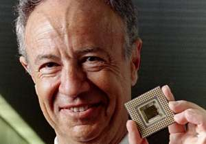 Andy Grove's Revolving Door Test: Getting an Outsider's Perspective