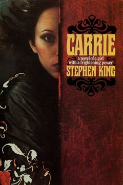 'Carrie' by Stephen King (ISBN 0307743667)
