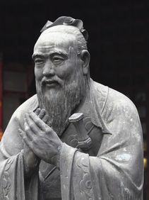 Confucius on Dealing with People