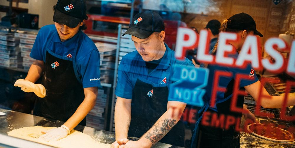 Domino's Pizza Technology for Consistent Customer Experience