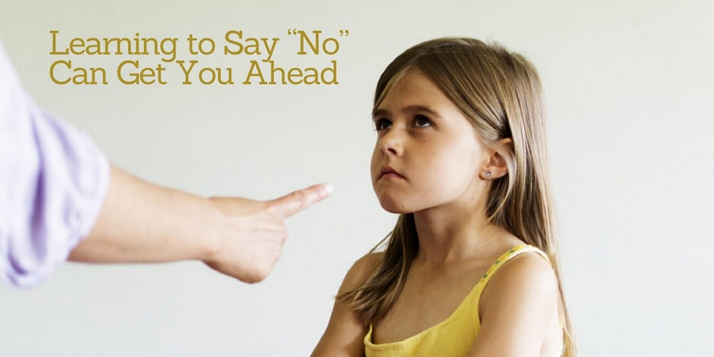 Don't Say 'Yes' When You Really Want to Say 'No'