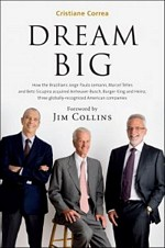 'Dream Big' by Cristiane Correa (ISBN 8543100836)