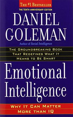 'Emotional Intelligence' by Daniel Goleman (ISBN 055380491X)
