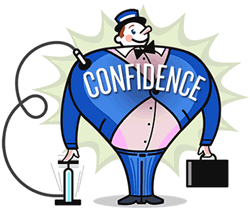 Five Signs of Excessive Confidence