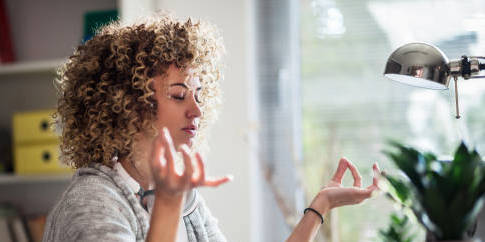 A Quick Way to De-stress: Four Corners Breathing Exercise