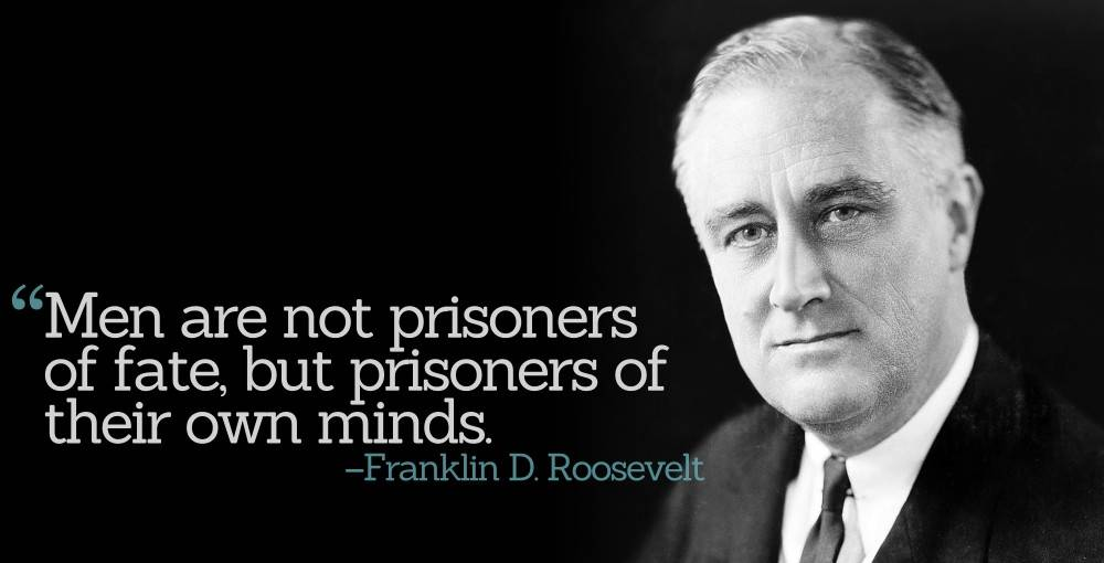 Franklin Delano Roosevelt Quotations