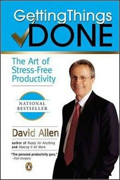 'Getting Things Done' by David Allen (ISBN 0143126563)