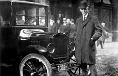 Henry Ford and Model T