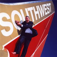 Herb Kelleher of Southwest Airlines