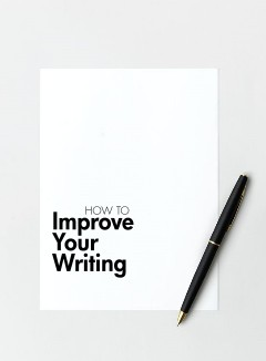 The More You Write, The Better You Become