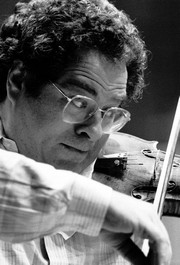 Itzhak Perlman on why practicing too much is bad