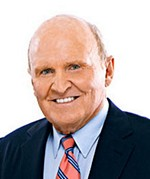 Jack Welch, General Electric's former CEO