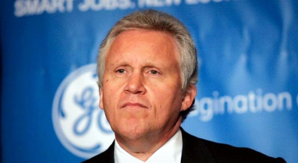 General Electric Blame Must Be Shared: Jeff Immelt