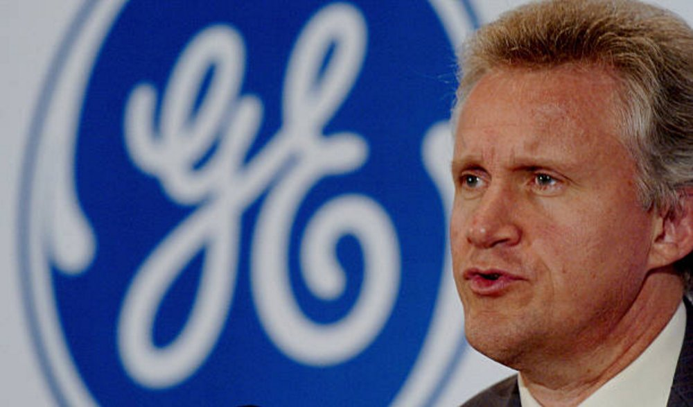 At General Electric, Jeff Immelt Made Bad Decisions and Was Slow to Make Changes