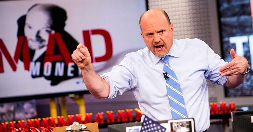 Don't Listen to Jim Cramer on CNBC's 'Mad Money' TV Show