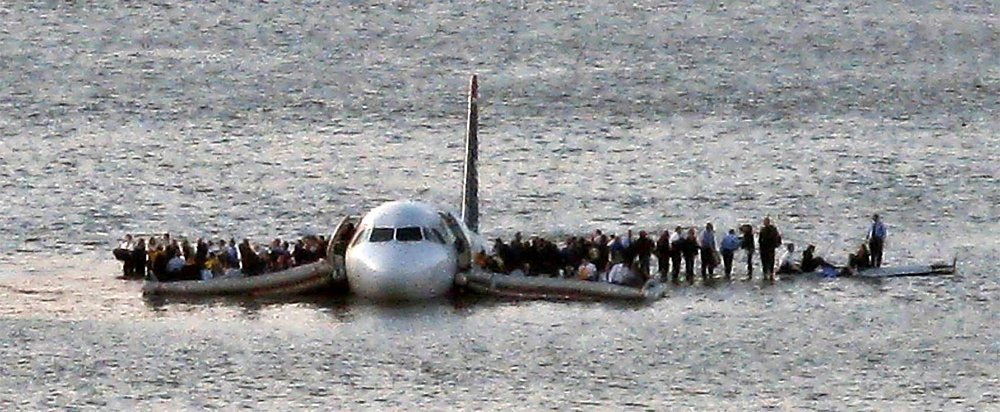 Leadership Lessons from Flight 1549 and Chesley Sullenberger