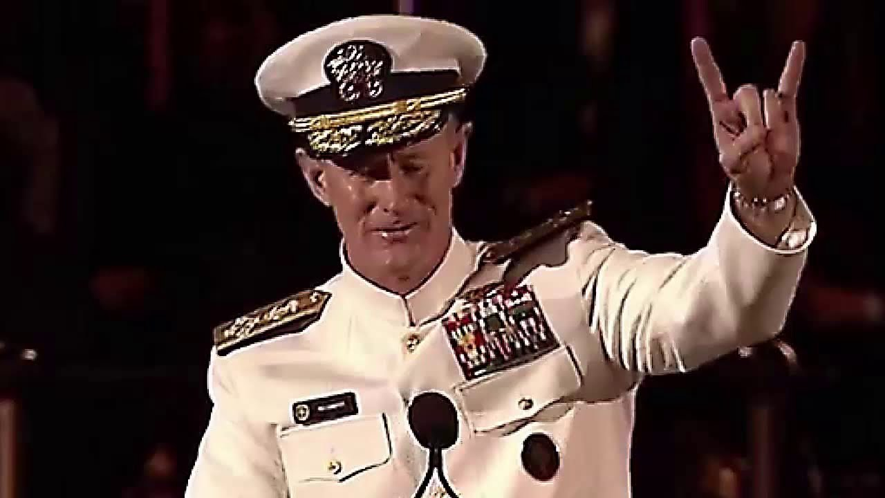 Admiral William H. McRaven's University of Texas at Austin 2014 Commencement Address